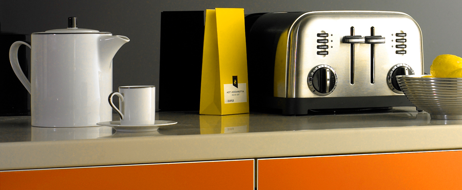 wide range of elegant colours and finishes