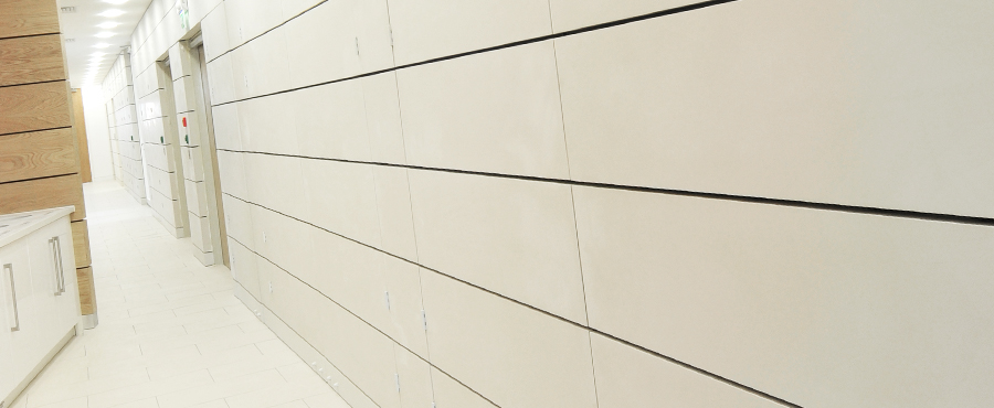 Can be  used for internal and external wall cladding